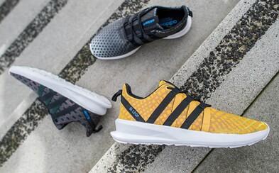 adidas Originals a Chromatech verzia SL Loop Racer, ktorá sa mení počas chôdze