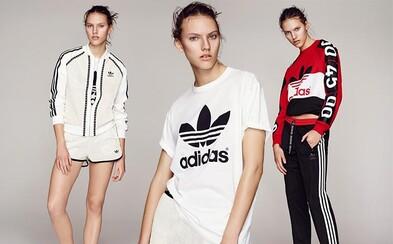 adidas Originals a Topshop se společnou dámskou kolekcí 00:45:50