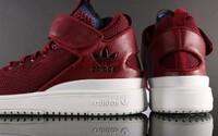 adidas Originals Forum sa po 31 rokoch dočkali jemného redizajnu