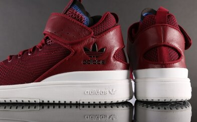 adidas Originals Forum se po 31 letech dočkaly jemného redesignu