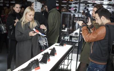 adidas Originals predstavil v Prahe tenisky NMD expozíciou pre 50 najvýraznejších nomádov