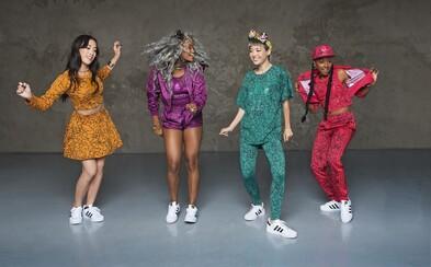 adidas Originals s kolekciou Dear Baes pre tanečnice z Pharrellovho turné