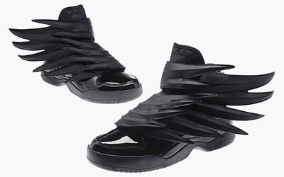 adidas Originals s prvními fotkami nových Jeremy Scott Wings 3.0