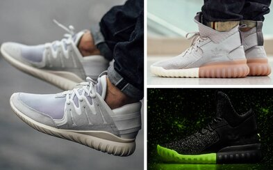 adidas postupne vylepšuje svoju ponuku Tubular a nešetrí sa najmä Primeknitom