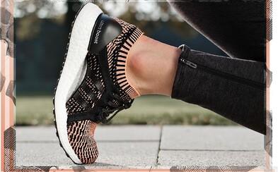 adidas predstavil tenisky vyrobené špeciálne pre ženy. V modeli UltraBOOST X sa budeš cítiť ako v bavlnke