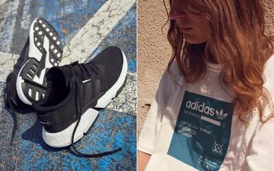 adidas představuje nový koncept tenisek,kombinuje ikonické detaily smoderní technologií. Novinku doplňujeminimalistická kolekce KAVAL
