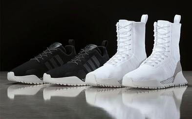 adidas predstavuje sériu nepremokavých tenisiek inšpirovaných výbavou policajnej protiteroristickej jednotky