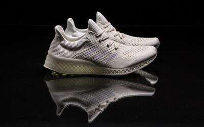 adidas překonává hranice s funkční obuví s prvky vyrobenými 3D tiskem