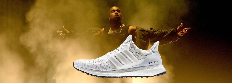 adidas válcuje konkurenci teniskami Boost. Má v tom opět prsty Kanye?