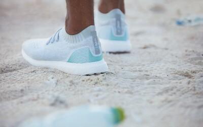 adidas vyčistil oceány a představuje první produkty vyrobené z recyklovaných plastů