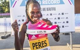 adidas vytvořil boty pro šampióny. Den po představení nových běžeckých bot v nich byl zaběhnut rekordní půlmaraton