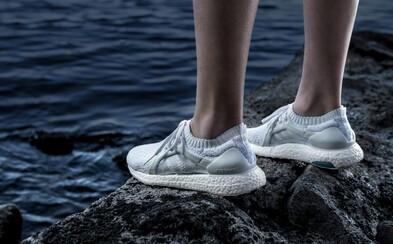 adidas vytvoril z morského odpadu až 6 miliónov tenisiek