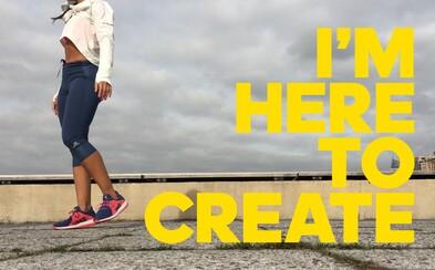 adidas vyzdvihuje kreatívne športovkyne z rôznych odvetví, ktoré sa neboja posúvať hranice