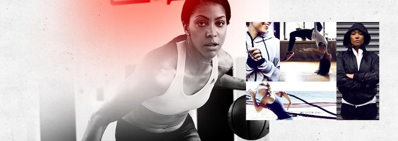 adidas vyzdvihuje kreativní sportovkyně z různých odvětví, které se nebojí posouvat hranice