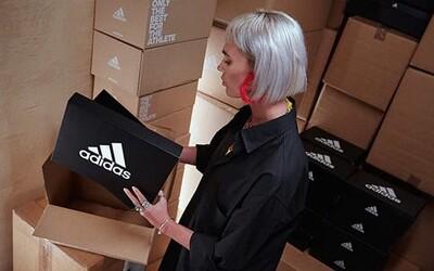 adidas začne od zákazníků vykupovat staré oblečení