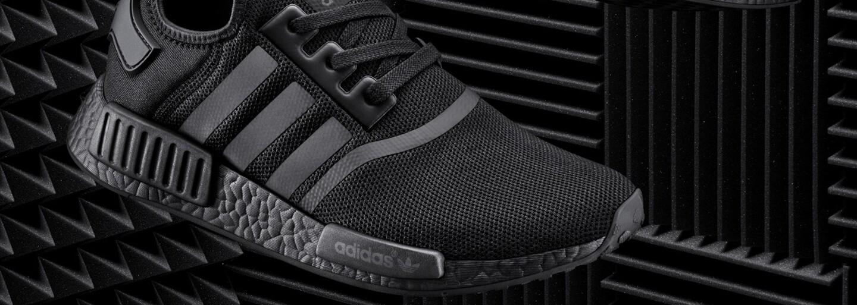 adidas zafarbil medzipodrážku Boost na svojich NMD a posiela ich na pulty obchodov