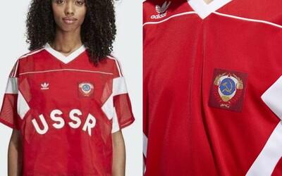 Adidas znechutil internet novou kolekcí ze Sovětského svazu. Na sociálních sítích si značka za retro oblečení vysloužila vlnu kritiky