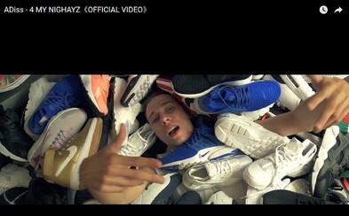 ADiss predstavuje nový videoklip a mixtape s 28 skladbami, ktorý si teraz môžeš zadarmo stiahnuť