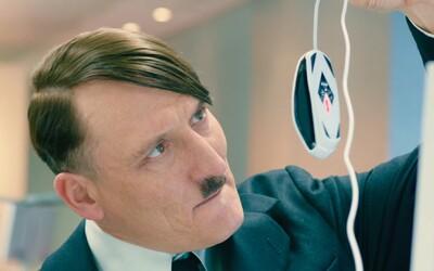 Adolf Hitler ožil a mieri do kín v satirickej komédii priamo z Nemecka