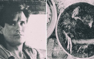 Adolfo Constanzo se svojí sektou vařil oběti a následně je konzumoval za účelem obohacení se jejích energií