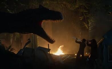 Adrenalínový krátky film ukazuje, ako bude vyzerať Jurský svet 3 a USA plné dinosaurov žijúcich vo voľnej prírode