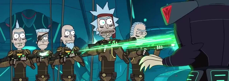 Adult Swim nedalo 4. sérii Ricka a Mortyho zelenú a na scenári tak nikto nepracuje. Zruší sa seriál, alebo ho odkúpi Netflix?