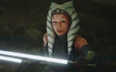 Herečku Rosario Dawson obsadili do role Ahsoky Tano díky fanouškům. Seriál Mandalorian konečně prozradil jméno Baby Yody.