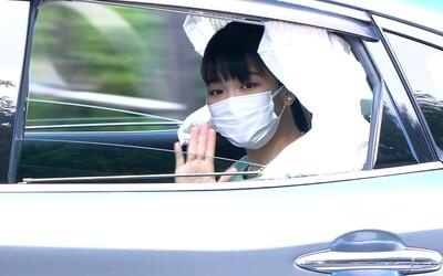 Princezná Mako si vzala neurodzeného muža. Japonská kráľovská rozprávka sa končí happy endom.