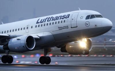 Aerolinka Lufthansa propustí 26 tisíc lidí. Je to více, než se čekalo