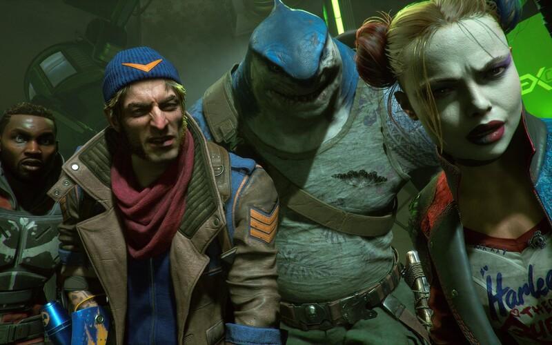 Suicide Squad chce zabít Supermana a Batman je mrtvý. DC odhalilo dva akcí nabité trailery na očekávané hry.