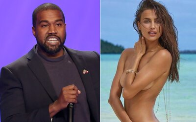 Kanye West se do Iriny Shayk zahleděl již v roce 2010. Užívají si prý fázi zamilovanosti, ale závazky zatím neřeší.