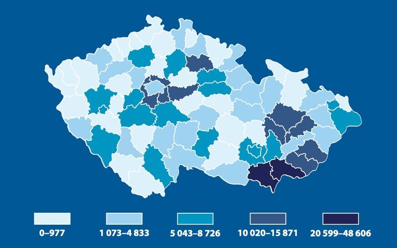 Mapa zapomenutých pozemků: Podívej se, zda ti nepatří některý ze 166 tisíc pozemků v Česku.