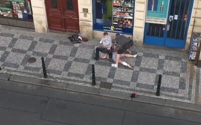 Střelba v Praze: Policie dopadla muže podezřelého z vraždy ženy