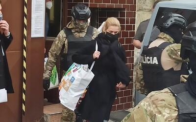 Monika Jankovská nejde opäť do väzby, rozhodol súd. Zatiaľ je na psychiatrii.