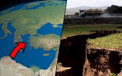 Afrika sa rozpadne na 2 časti a narazí do Európy. Ako zmení tvár neustále sa transformujúceho sveta?