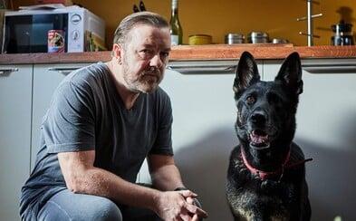 After Life od Rickyho Gervaise dostane na Netflixu i 3. sérii. Ta však bude poslední