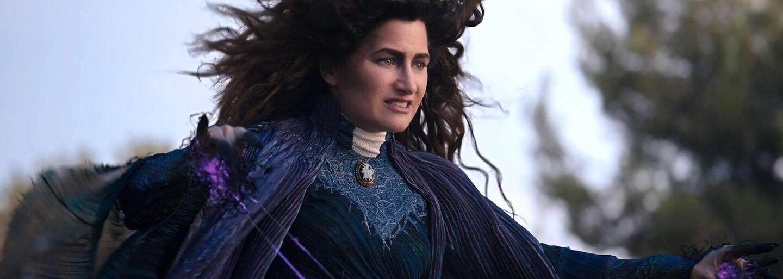 Agatha z Wandavision dostane na Disney+ vlastní seriál. Herečka Kathryn Hahn se už nemůže dočkat