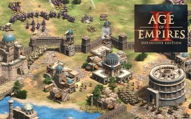 Age of Empires 2 dostává remasterovanou 4K verzi, vyjde už v listopadu
