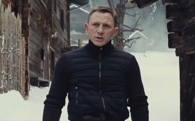 Agent 007 sa hlási o slovo v chladnom traileri pre najnovšiu bondovku Spectre