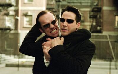 Agenta Smithe v Matrixu 4 neuvidíme. Hugo Weaving vysvětluje, proč se nevrátil ani jako Red Skull v Avengers: Endgame