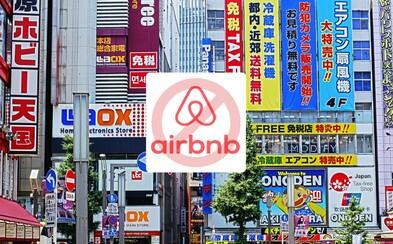 Airbnb má problém. Z Japonska zmizelo několik desítek tisíc nabídek ubytování