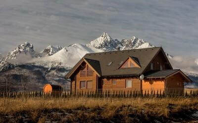 Airbnb si podmaňuje aj slovenský trh. Pozrite si päticu zaujímavých ubytovaní z Vysokých Tatier, Bratislavy alebo Detvy