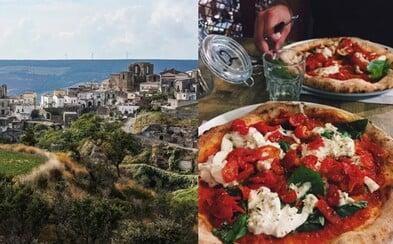 Airbnb ti dá 70 tisíc korun, abys příští léto strávil v Itálii pojídáním těstovin a pitím vína