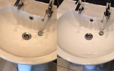 Aj čistenie vie vyzerať ako umenie. Presvedčia ťa o tom uspokojujúce porovnania rovnakých predmetov