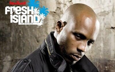 Aj DMX zavíta na plážový hip-hop festival Fresh Island