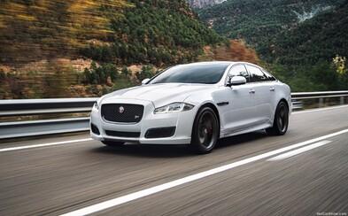 Aj Jaguar má medzi luxusnými limuzínami čo povedať. Toto je faceliftované XJ s výkonom až 550 koní