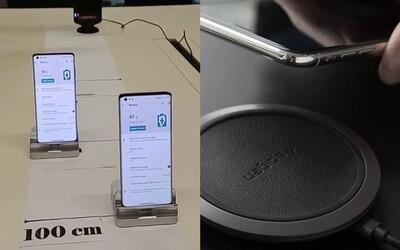 Aj Motorola sa púšťa do bezdrôtového nabíjania na diaľku