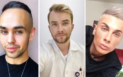 Aj muži nosia mejkap a používajú kozmetiku. Povedali nám, aké produkty si kupujú a či sa stretávajú s hejtom