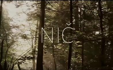Aj na Slovensku môže reklama vyzerať pôsobivo. Ako inšpirovať ľudí na ochranu lesov so slovíčkom NIČ?
