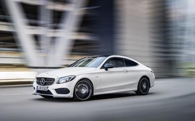 I nádherné céčkové kupé se dočkalo 367koňové V6, říká si ale Mercedes-AMG C 43 Coupé